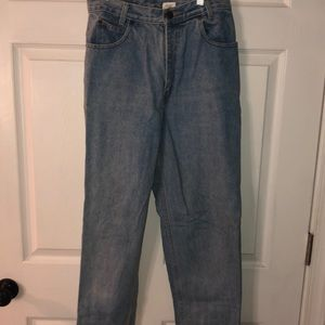 High Waisted skinny leg Jeans